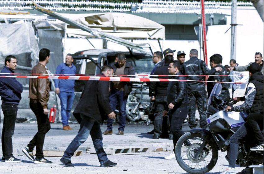 Τέσσερις νεκροί σε επίθεση ενόπλων στην Τυνησία