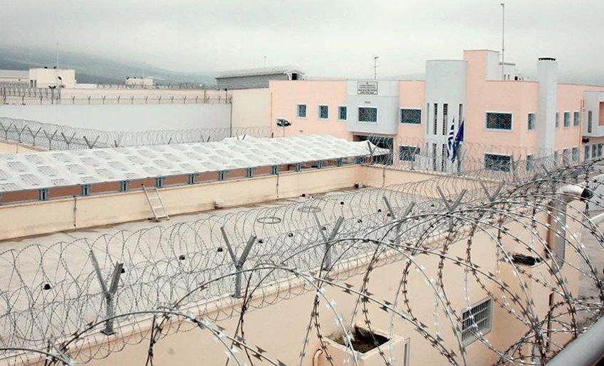 Φυλακές Δομοκού: Έρευνα στα κελιά – Τι βρέθηκε