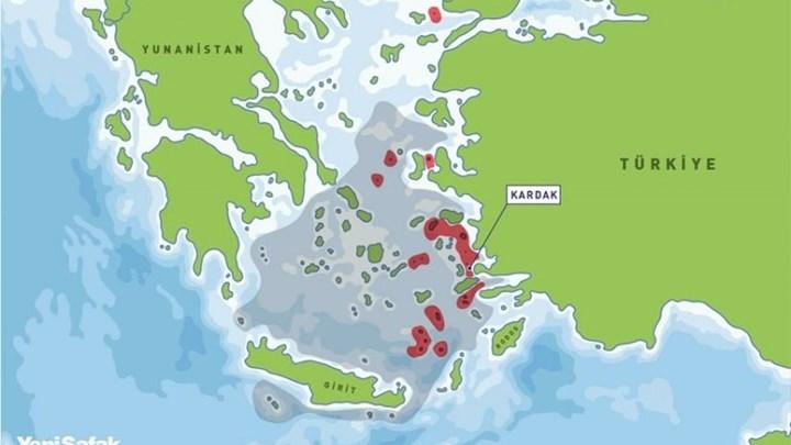 Yeni Safak: Να δοθούν άμεσα τουρκικά ονόματα σε 152 ελληνικά νησιά και νησίδες