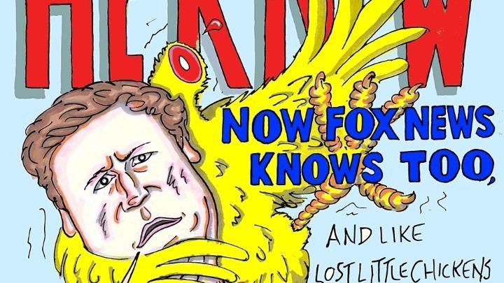 Ο Τζιμ Κάρεϊ καταφέρεται κατά του Fox News επειδή παραπλανά τους θεατές