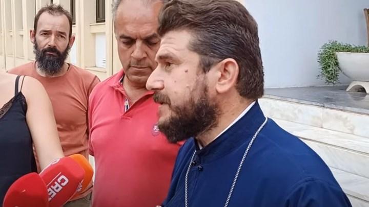 Ένοχος ο ιερέας που έκανε κήρυγμα κατά της μάσκας στο Ρέθυμνο