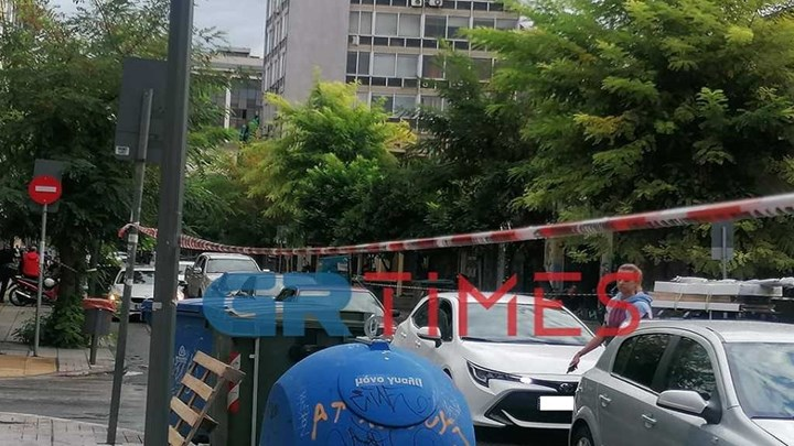 Κυκλοφοριακό χάος στη Θεσσαλονίκη λόγω Πομπέο (vid)