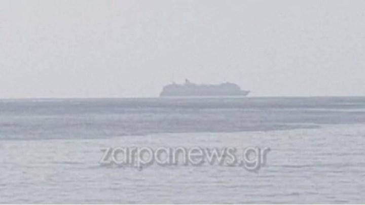 Στον Πειραιά το κρουαζιερόπλοιο με τα 12 κρούσματα κοροναϊού