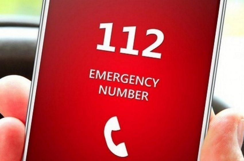 3 μηνύματα του 112 για εκκένωση περιοχών στην Ευβοία