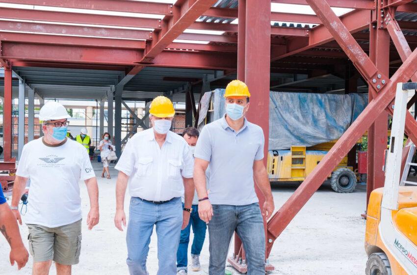 """Στο """"Σωτηρία"""" ο Β. Κικίλιας προς επίβλεψη της κατασκευής των ΜΕΘ που χρηματοδοτεί η Βουλή"""