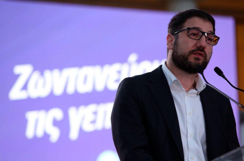 """Οι νέοι """"πορτ παρόλ"""" του ΣΥΡΙΖΑ- Καραγιάννη, Νικολάϊδης και Καλπάκης θα πλαισιώσουν το Νάσο Ηλιόπουλο"""
