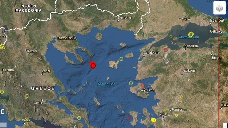 Ο σεισμός 7,2 Ρίχτερ του 1905 στη Χαλκιδική- Ανησυχία για ενεργοποίηση του ρήγματος