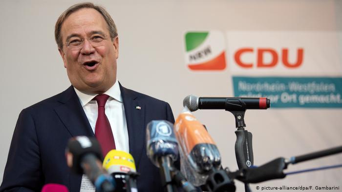 Άρμιν Λάσετ: Ο Χριστιανοδημοκράτης που θεωρείται φαβορί για διάδοχος της Μέρκελ