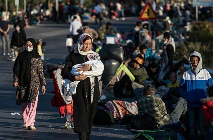 """""""Ηφαίστειο"""" η Λέσβος εν μέσω ανθρωπιστικής κρίσης: Ενισχύονται οι αστυνομικές δυνάμεις, πρόσφυγες στο δρόμο, ακτιβιστές και κάτοικοι"""