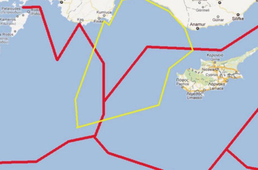 Απίστευτο παζάρι της Άγκυρας με Αίγυπτο: Παραχωρεί έκταση τρεις φορές σαν την Κύπρο για συμφωνία ΑΟΖ