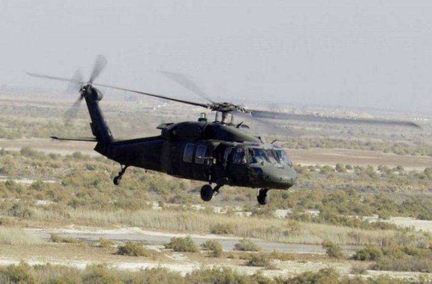 Συνετρίβη αμερικανικό ελικόπτερο