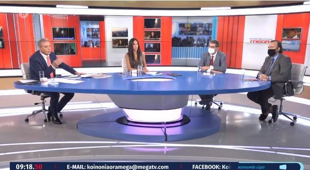 Σύγκρουση Γιαννούλη-Μπογδάνου: Δεν συνομιλώ με την ακροδεξιά χυδαιότητα (vid)