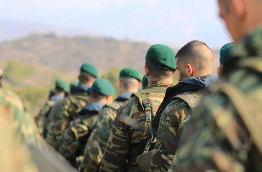 Συναγερμός σε στρατόπεδο της Αττικής – Τραυματίστηκαν οπλίτες