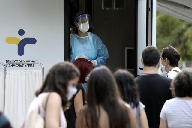 Σαρηγιάννης: Χωρίς μέτρα, τον Δεκέμβριο θα φτάσουμε στα 2.000 κρούσματα ημερησίως