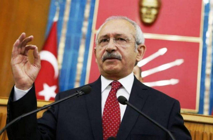 Kιλιντσάρογλου: Ο κόσμος στην Τουρκία πεινάει…