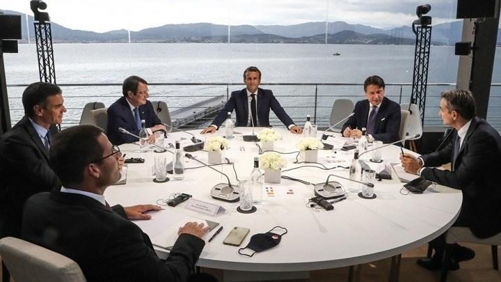 Μητσοτάκης: Αν η Τουρκία θέλει διάλογο να το αποδείξει στην πράξη – Στήριξη και αλληλεγγύη σε Ελλάδα και Κύπρο