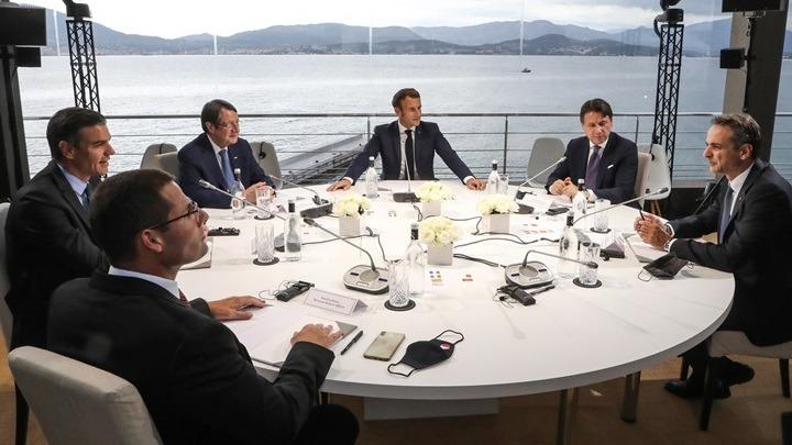 Άρχισε η συζήτηση για την Τουρκία στην Ευρωμεσογειακή Διάσκεψη στην Κορσική