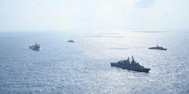 Συνάντηση στρατιωτικών αντιπροσωπειών Ελλάδας- Τουρκίας στο ΝΑΤΟ- Θέμα αποχώρησης του Oruc Reis θα θέσει η Αθήνα