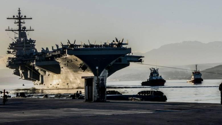 Νέο ναύσταθμο στην Σούδα προανήγγειλε ο Παναγιωτόπουλος
