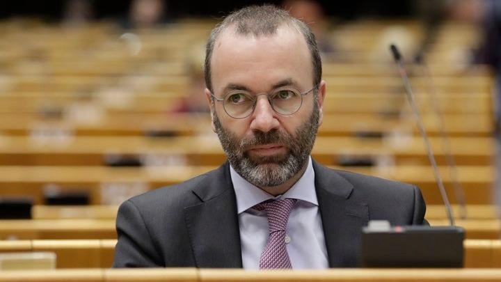 Βέμπερ: Να γίνει σαφές ότι η Ευρώπη και η Γερμανία είναι στο πλευρό της Ελλάδας – Κυρώσεις στην Άγκυρα