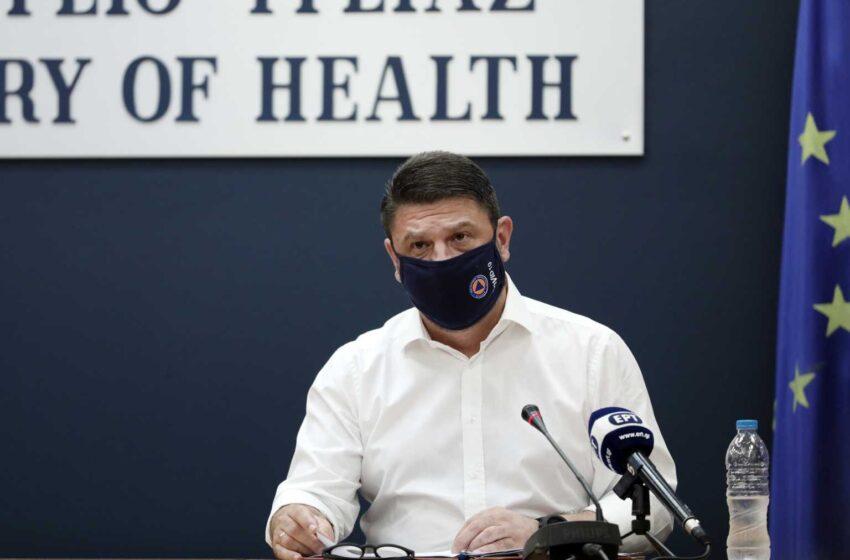 Χαρδαλιάς: Επιθετική έξαρση του ιού στην Καστοριά – Κρίσιμη η κατάσταση