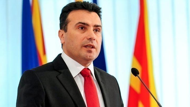 Διακυβερνητική διάσκεψη Ελλάδας- Βόρειας Μακεδονία ανήγγειλε ο Ζάεφ- Πιο στενή συνεργασία στο πλαίσιο της Συμφωνίας των Πρεσπών