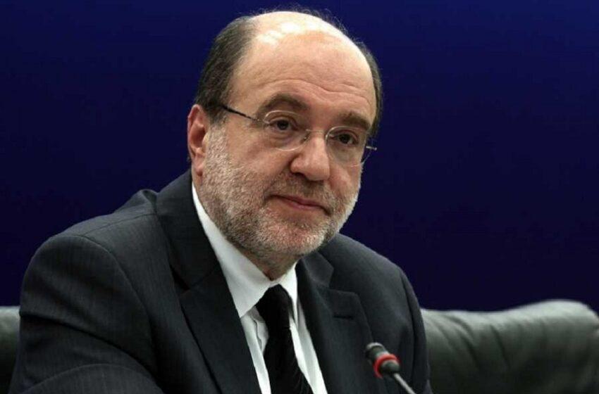 Τρ. Αλεξιάδης: Ας αφήσουν στην κυβέρνηση την αλαζονεία των εύκολων προβλέψεων για την ύφεση