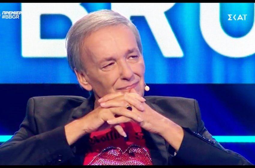 Ξέσπασε  on air ο Ανδρέας Μικρούτσικος στο Big Brother: «Είμαι έξαλλος, έξω φρενών…» (vid)