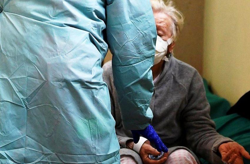 Δεκάδες θετικά κρούσματα κοροναϊού σε γηροκομείο της Αθήνας στον Άγιο Παντελεήμονα