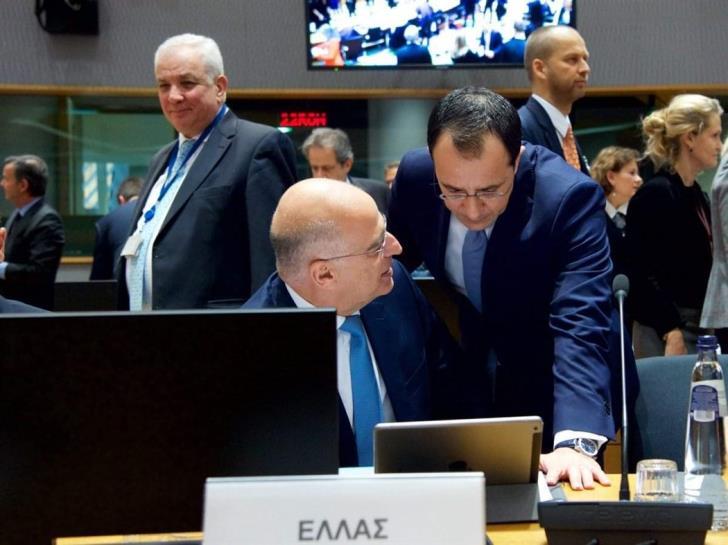 """Το """"non paper"""" του Μαξίμου για τις κυρώσεις και την Κύπρο- Αλλάζει η """"θολή"""" στάση της Αθήνας ενόψει Συνόδου Κορυφής;"""