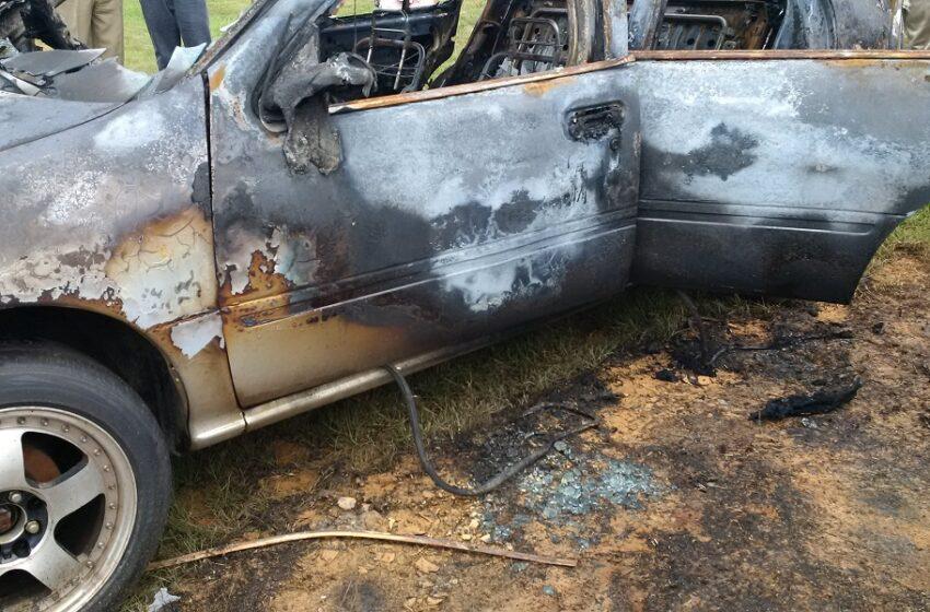 Παλλήνη: Έκαψαν 5 αυτοκίνητα