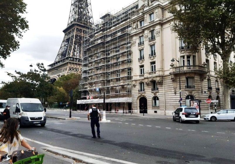 Απειλητικό τηλεφώνημα για βόμβα προκάλεσε την εκκένωση στον πύργο του Άιφελ