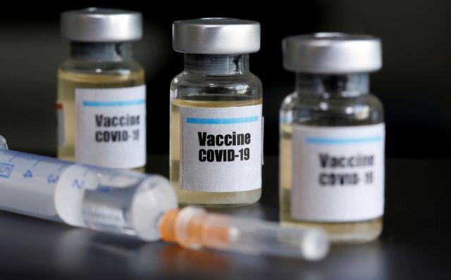 Ευρωπαίος αξιωματούχος: Τον Νοέμβριο το εμβόλιο για τον νέο κοροναϊό – Περίπου 600.000 δόσεις για Ελλάδα