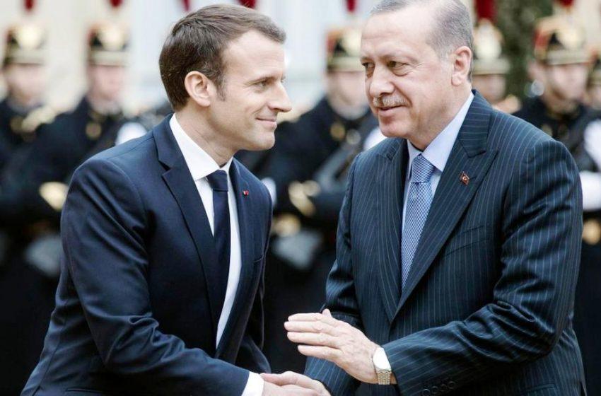 """Ερντογάν για Μακρόν: """"Είναι ένας ανίκανος φιλόδοξος"""""""