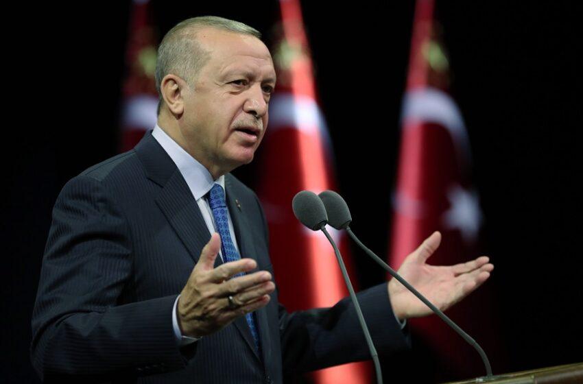 Ερντογάν κατά Ελλάδας και ΗΠΑ: Δοκιμάζουμε τους S-400, είμαστε αποφασισμένοι – Αντιδράσεις από τις Ηνωμένες Πολιτείες – Εξελίξεις με τη Λιβύη