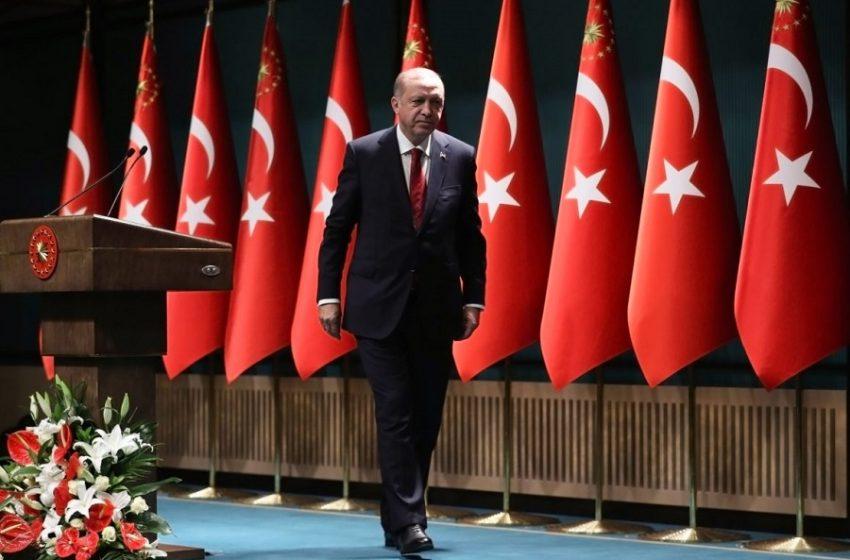Νέα επιστολή Ερντογάν στους Ευρωπαίους ηγέτες πριν από τη Σύνοδο Κορυφής