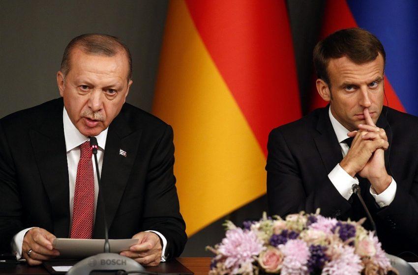 """Παρασκήνιο: Έσπασε ο """"πάγος"""" Μακρόν – Ερντογάν – Το τηλεφώνημα, η γκρίνια και… παζάρι ενόψει Συνόδου Κορυφής"""
