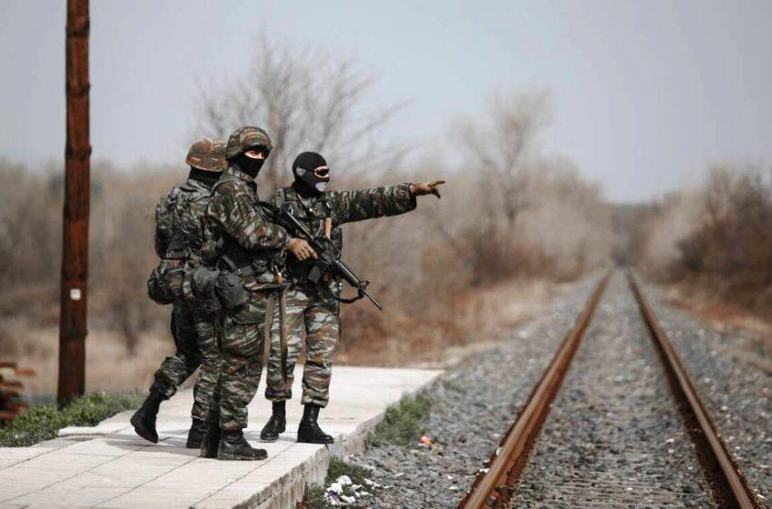 Eπεισόδιο στον Έβρο: Τούρκοι πέρασαν κάτω από την μύτη των Αρχών τα σύνορα – Τους εντόπισε κτηνοτρόφος
