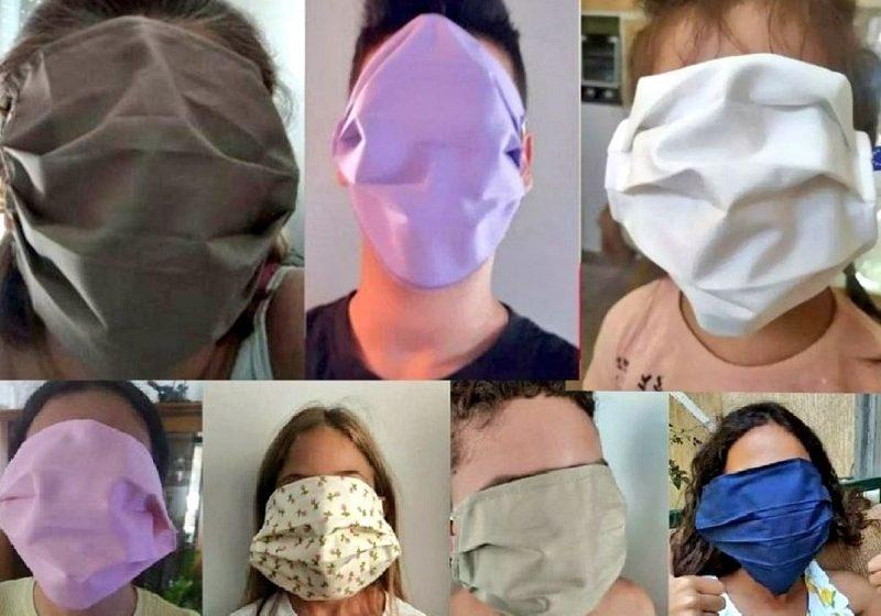 Φιάσκο με τις μάσκες: Σταματά η παραγωγή για τα σχολεία – Η απόφαση της ΚΕΔΕ