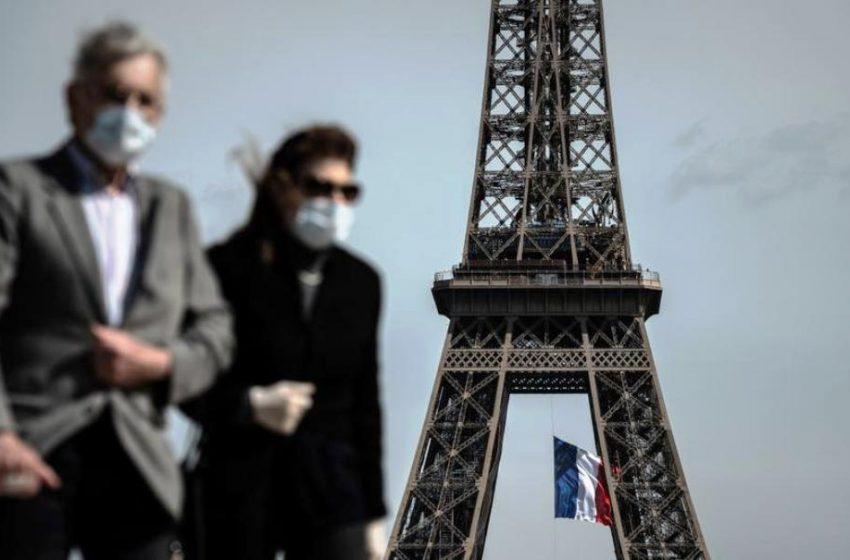 Γαλλία: Ξεπέρασαν τα 10.000 κρούσματα ημερησίως