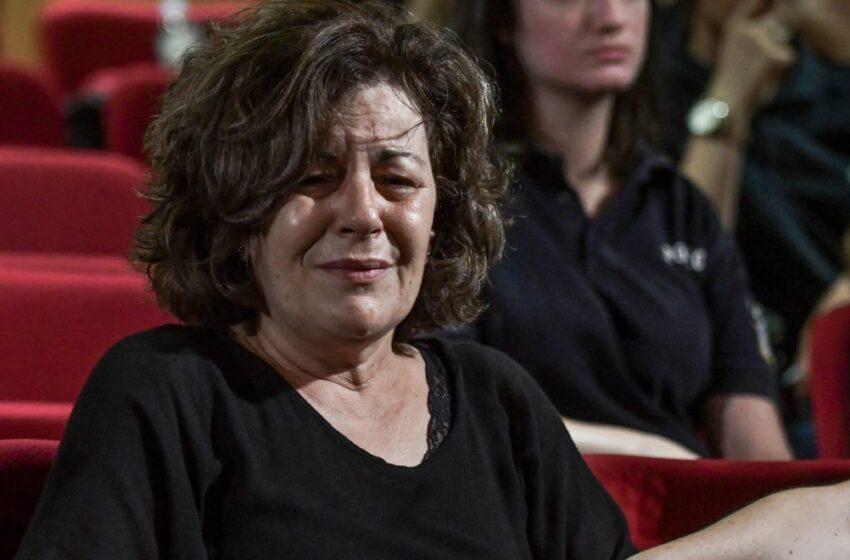 Συγκλονίζει η μητέρα Τοπαλούδη για τη Μάγδα Φύσσα