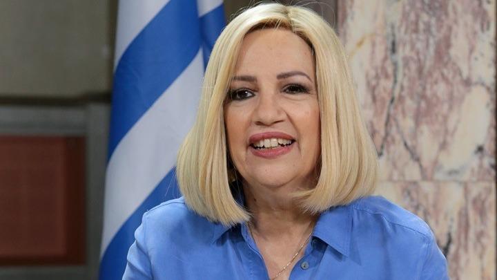 Γεννηματά: Ο κ. Μητσοτάκης να ενημερώσει για το τι ακριβώς συζητά με την Τουρκία κι όχι να κάνει μυστική διπλωματία
