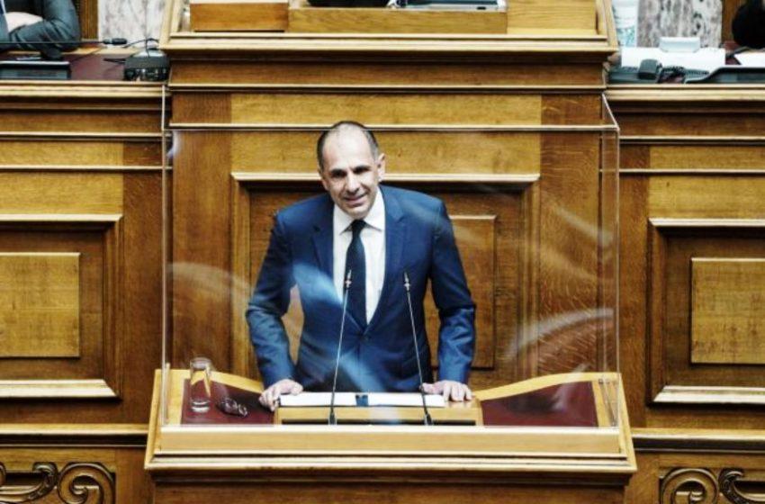 """Γεραπετρίτης: """"Σε καλύτερη διπλωματική θέση η Ελλάδα έναντι της Τουρκίας"""""""