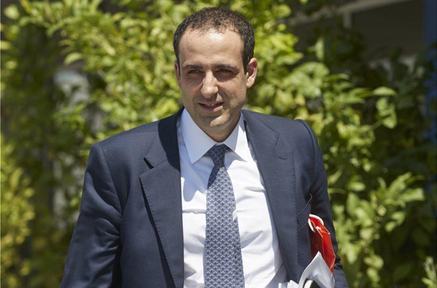 ΔημητριάδηςΧ5: Οι συναντήσεις του διευθυντή του πρωθυπουργικού γραφείου με βουλευτές…