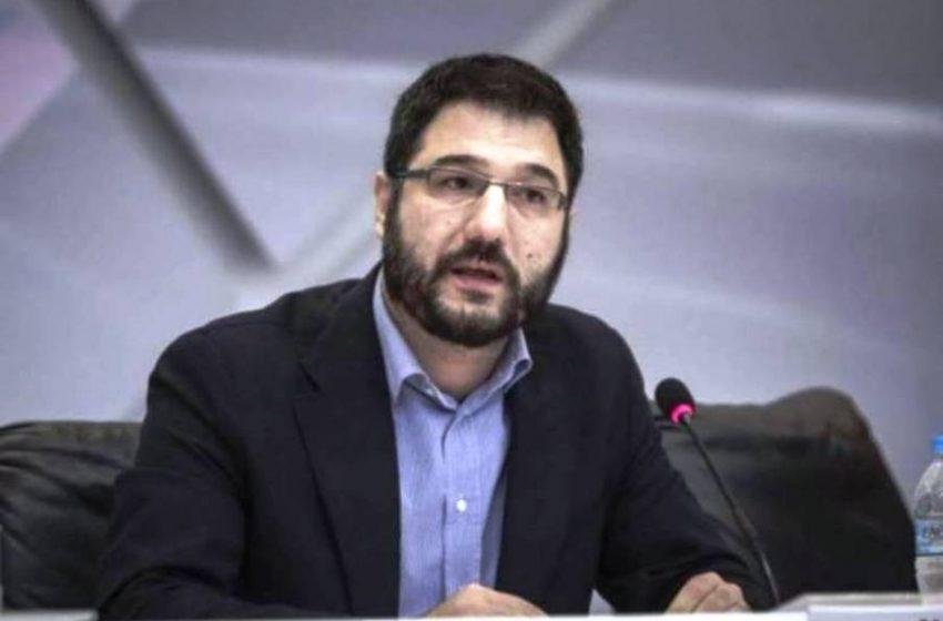 """Ηλιόπουλος: """"Tην ευθύνη για τις μάσκες έχει ο Μητσοτάκης"""" – Nα παραιτηθούν Θεοδωρικάκος-Κεραμέως"""