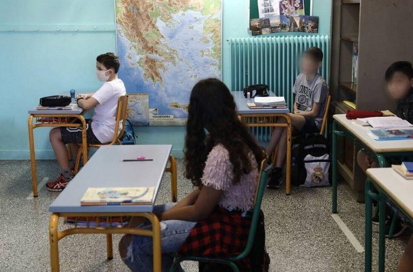Παρέμβαση εισαγγελέα για τις μάσκες στα σχολεία