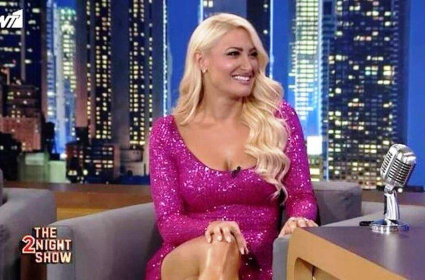 Ιωάννα Τούνη: Τι είπε για το video με τις προσωπικές της στιγμές που ανέβηκε στο διαδίκτυο
