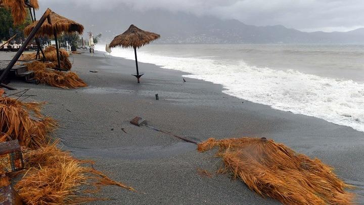 Αστεροσκοπείο: Μικρή η πιθανότητα να φτάσει στην Ελλάδα ο Μεσογειακός Κυκλώνας