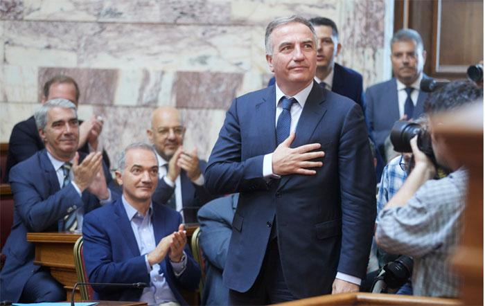 """Ζητούν το """"κεφάλι"""" του Καλαφάτη για την εικόνα διάλυσης της Ν.Δ στην ψηφοφορία για Πολάκη- Εισηγήσεις στο Μαξίμου"""
