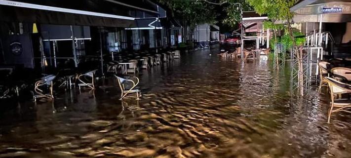 """Ιανός: """"Βιβλική"""" καταστροφή στην Καρδίτσα- Σε απόγνωση οι κάτοικοι"""